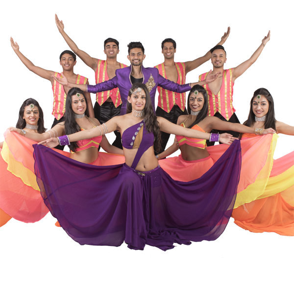 Image of Shiamak Toronto Dance Team courtesy of CNE.