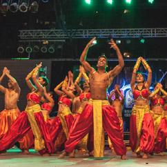 Shiamak-Davar Dancers. Image courtesy Mosaic.