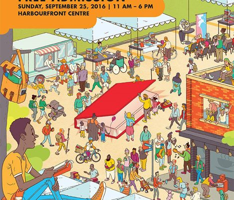 691. Week September 23-29  Affordable Multicultural Toronto Events – 2016