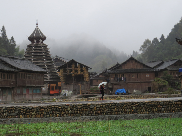 Dong Village, Guizhou, China. Image Copyright ©2016 Ruth Lor Malloy