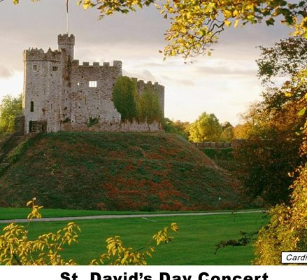 730. St. David's Day Concert – February 26, 2017