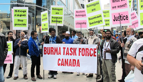 740. Rohingya Burma Myanmar in Multicultural Toronto – March 27, 2017