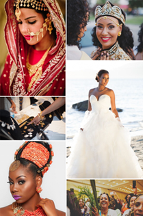745. African & Caribbean Wedding Show in Toronto – April 1, 2017