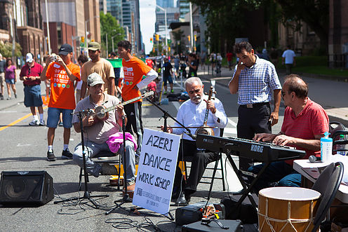 777.  August 20 and September 16 – Open Streets in Multicultural Toronto- 2017