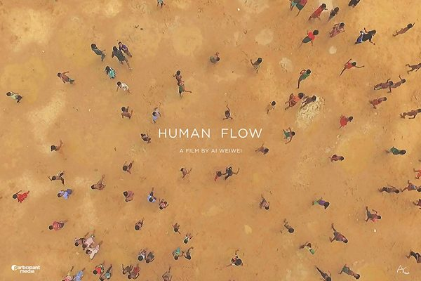 "793. Remembrance Day and Ai Weiwei's Film ""Human Flow"" in Multicultural Toronto – Now to November 11, 2017"