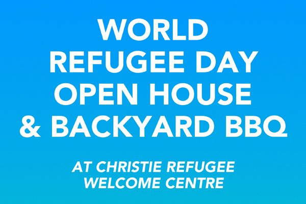 828.  World Refugee Day Toronto – June 20 and 23 – 2018.
